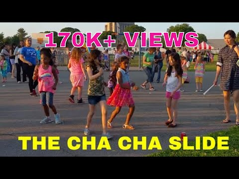 THE CHA CHA SLIDE
