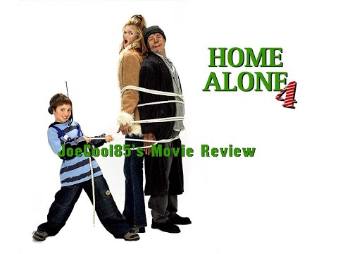 Home Alone 4 (2002): Joseph A. Sobora's Movie Review