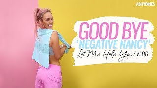 MUST WATCH! I CAN help you not be a negative nancy!   PLUS newcastle meet up, NEW toned colours !