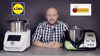 Monsieur Cuisine Connect vs Hoffen Chef Express WiFi, czyli nowe termomiksery z Lidla i Biedronki