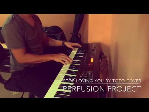 Stop Loving You by Toto Cover Roland Juno D