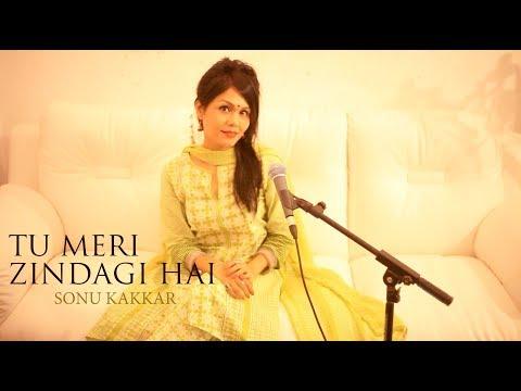 Tu Meri Zindagi Hai - Sonu Kakkar | Aashiqui | New Cover 2016
