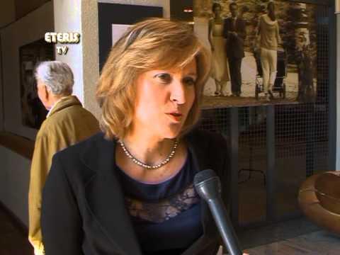 """ETERIS TV 2013.04.23 Paskelbti konkurso """"Kultūros šviesulys"""" laureatai"""