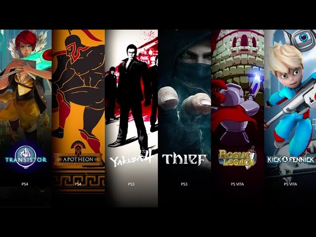 PlayStation Plus Free Games Lineup Preview for February 2015