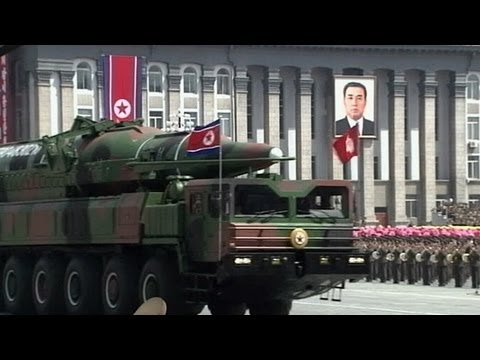 US Bolsters Missile Defense Because of North Korean Threat