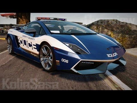 Lamborghini Gallardo LP570-4 LCPD [ELS]