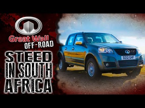 South Africa Off-Road Adventure: Great Wall Steed