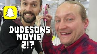 New Dudesons Movie? - Answering Fan Questions #1