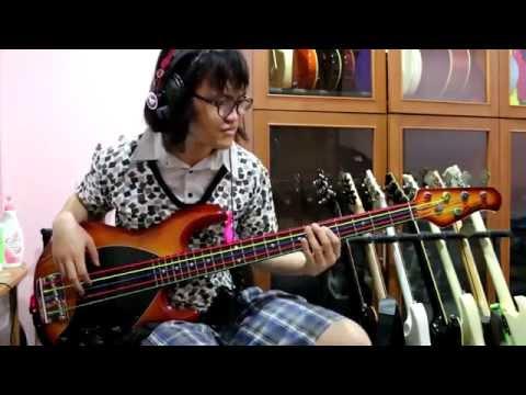 แป๊ะ Syndrome - เพลงลูกกรุง  จิระศักดิ์ ปานพุ่ม  Bass Cover