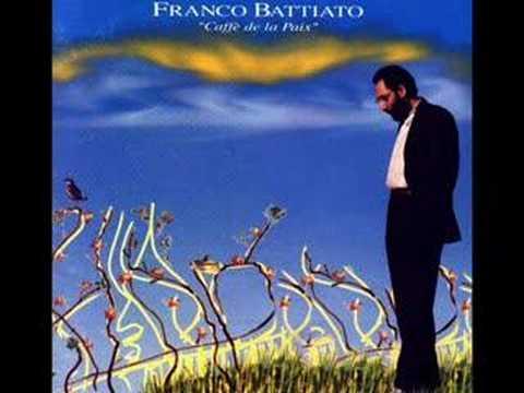 Franco Battiato - Caff De La Paix