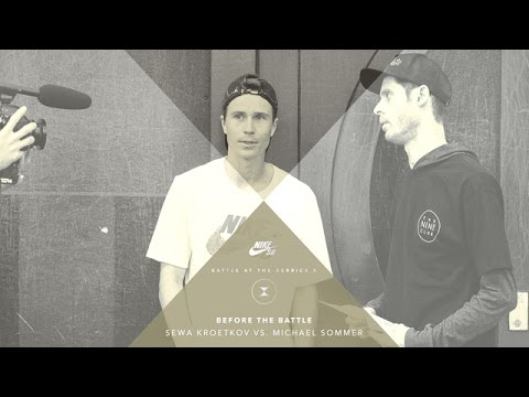 BATB X | Before The Battle: Sewa Kroetkov vs. Michael Sommer