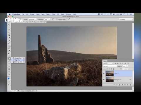 Rozjaśnianie i przyciemnianie w Photoshopie krok po kroku