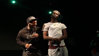 The New York City Roast Session Show 2 With Karlous Miller Dc Young Fly And Chico Bean