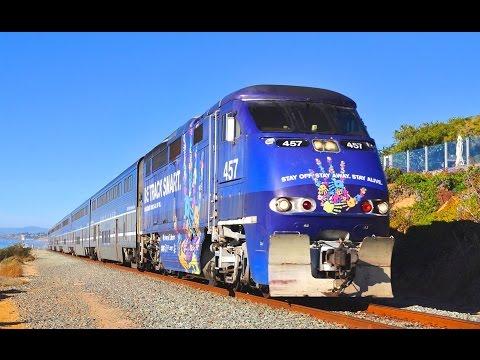 Fast Diesel Trains!