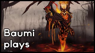Dota 2 | SUPER SPOOKY SHADOWFRIEND!! | Baumi plays Shadow Fiend