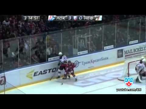 ВХЛ. Первый матч Локомотива / Lokomotiv's first VHL game