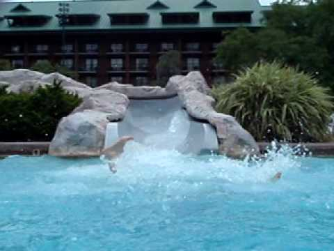 hqdefault jpgWilderness Lodge Pool Slide