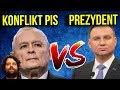 Konflikt Kaczyński / PIS vs Prezydent DUDA to PRZYKRYWKA - Komentator MP3