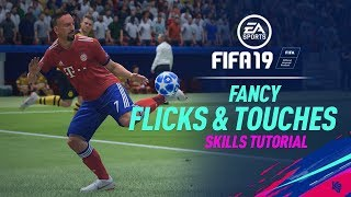 FIFA 19 Skills Tutorial | Fancy Flicks & Touches