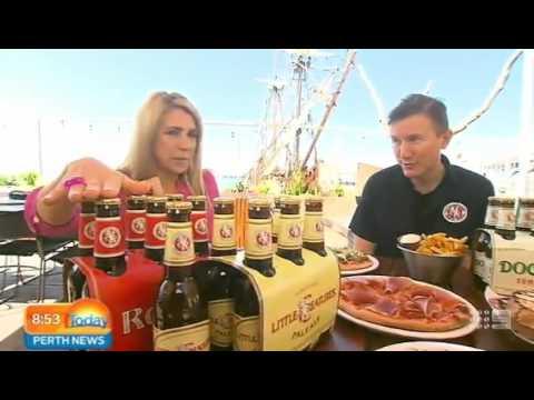 WA Beer Week Little Creatures - Part 2 | Today Perth News