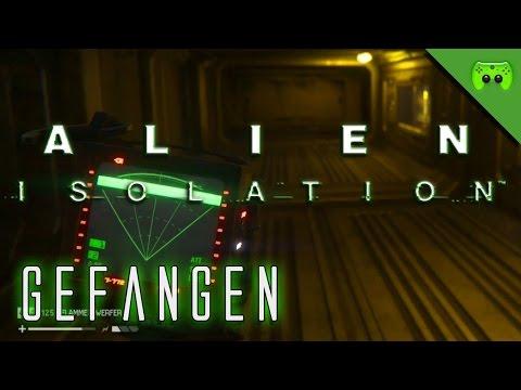 ALIEN ISOLATION # 22 - Gefangen «» Let's Play Alien Isolation PC   Full HD