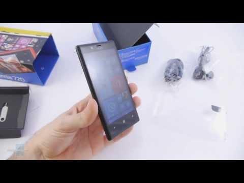 Nokia Lumia 720 Unboxing