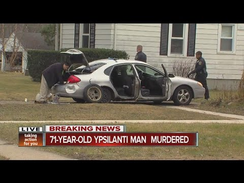71-year-old man murdered in Ypsilanti
