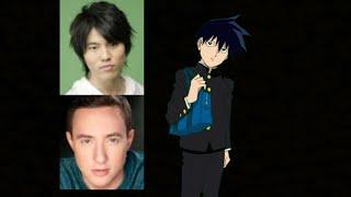 Anime Voice Comparison- Ritsu Kageyama (Mob Psycho 100)
