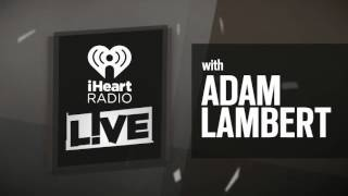 Adam Lambert - Ghost Town ( Live in #iHeartRADIO)