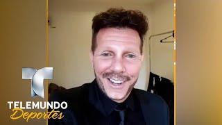 Imitación graciosa y perfecta de Simeone que se volvió viral | Videos Virales | Telemundo Deportes