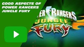 Top Ten #51 Good Aspects Of Power Rangers Jungle Fury