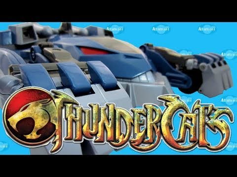 Thundercats Toys Thunder Tank 2011 Toy Fair Thundercats Preview