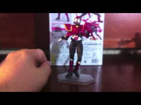 Review: Figma - Kamen Rider Sting