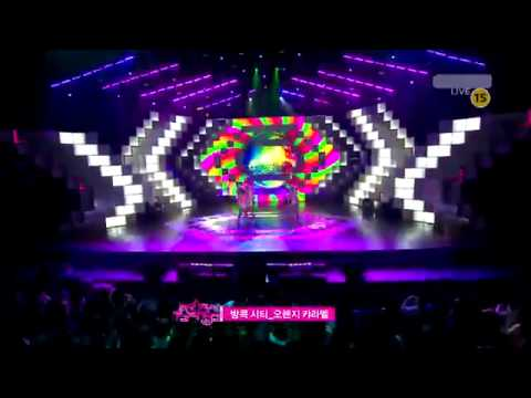 110423 Orange Caramel   BangKok City ~ Music Core
