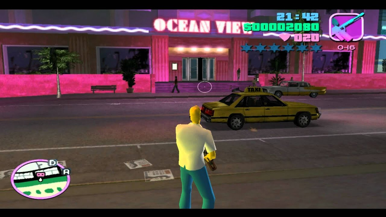 Vice city naked pc game adult pictures