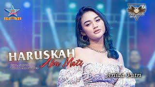 Download lagu Arlida Putri - Haruskah Aku Mati (OM. Nirwana Live Music) []