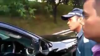 Anggota TNI ini Udah Salah Malahan Ngotot