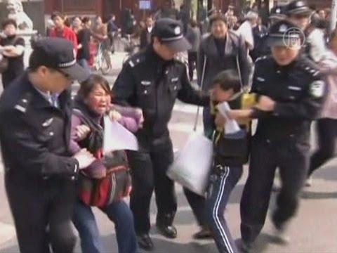 Юристы: китайцам негде добиваться справедливости