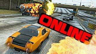 Гагатун, Юзя и Хитман играют в GTA ONLINE #3