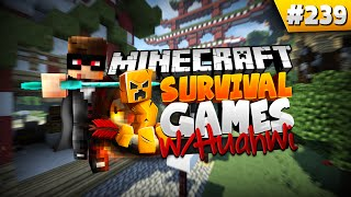 Minecraft Survival Games #239: HORSE VS HORSE!