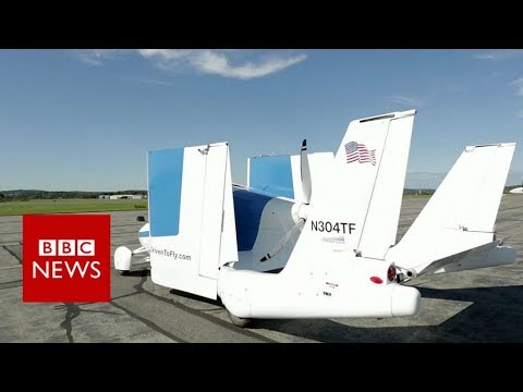 Disruptors: Will Flying cars ever take off? - BBC News