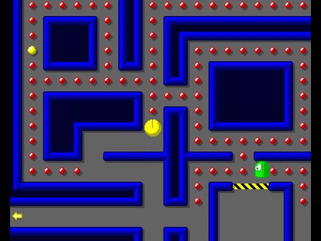 Amiga Game Super Pacman 3992