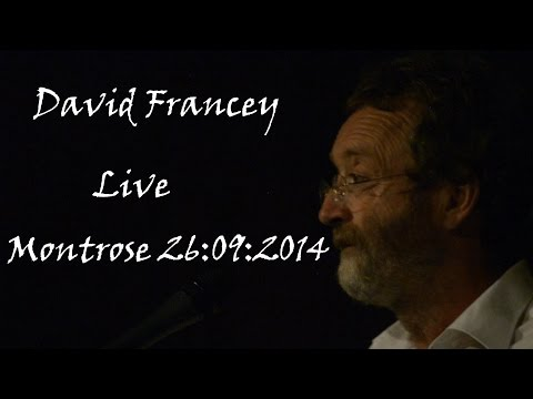 David Francey - Blue Skies