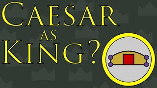 Caesar as King? (45 to 44 B.C.E.)