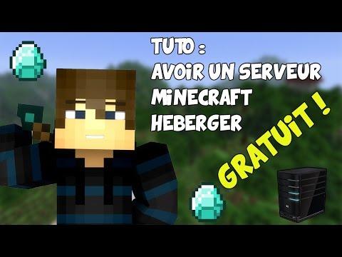 Créer un Serveur Minecraft | Version Premium et Crack | Hebergé | gratuit |