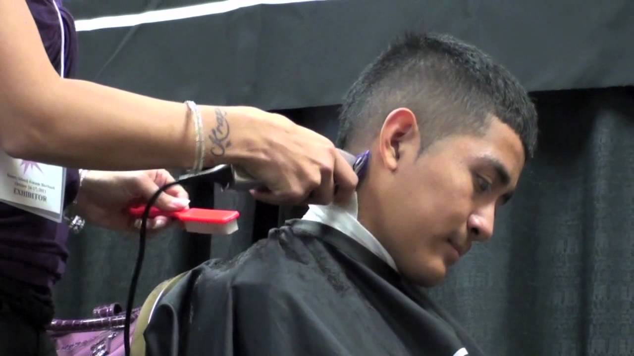 How to do a 180 haircut