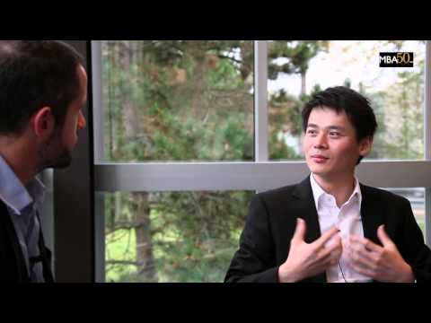 MBA50 INSEAD MBA Student Jimmy He - Interview Education Post South China Morning Post
