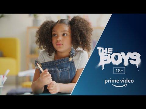 Series de Amazon para adultos imaginadas por niños