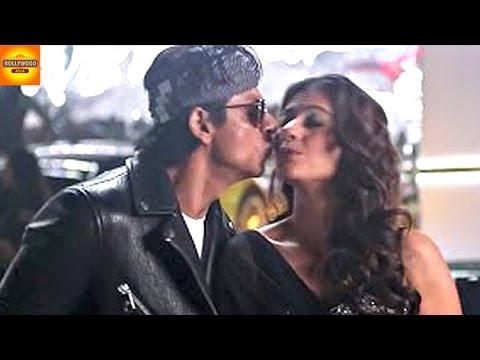 Shahrukh Khan & Kajol KISS On 'Dilwale' Sets   Bollywood Asia