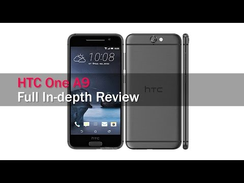 HTC One A9 Full In-depth Review with Pros/Cons  Price